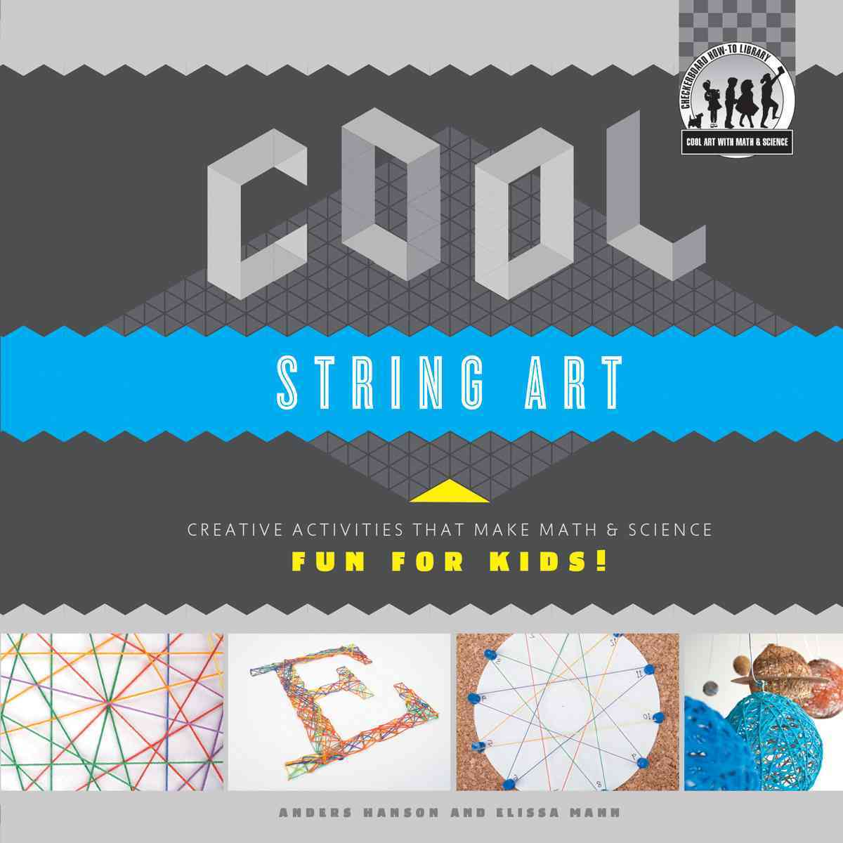 Cool String Art By Hanson, Anders/ Mann, Elissa